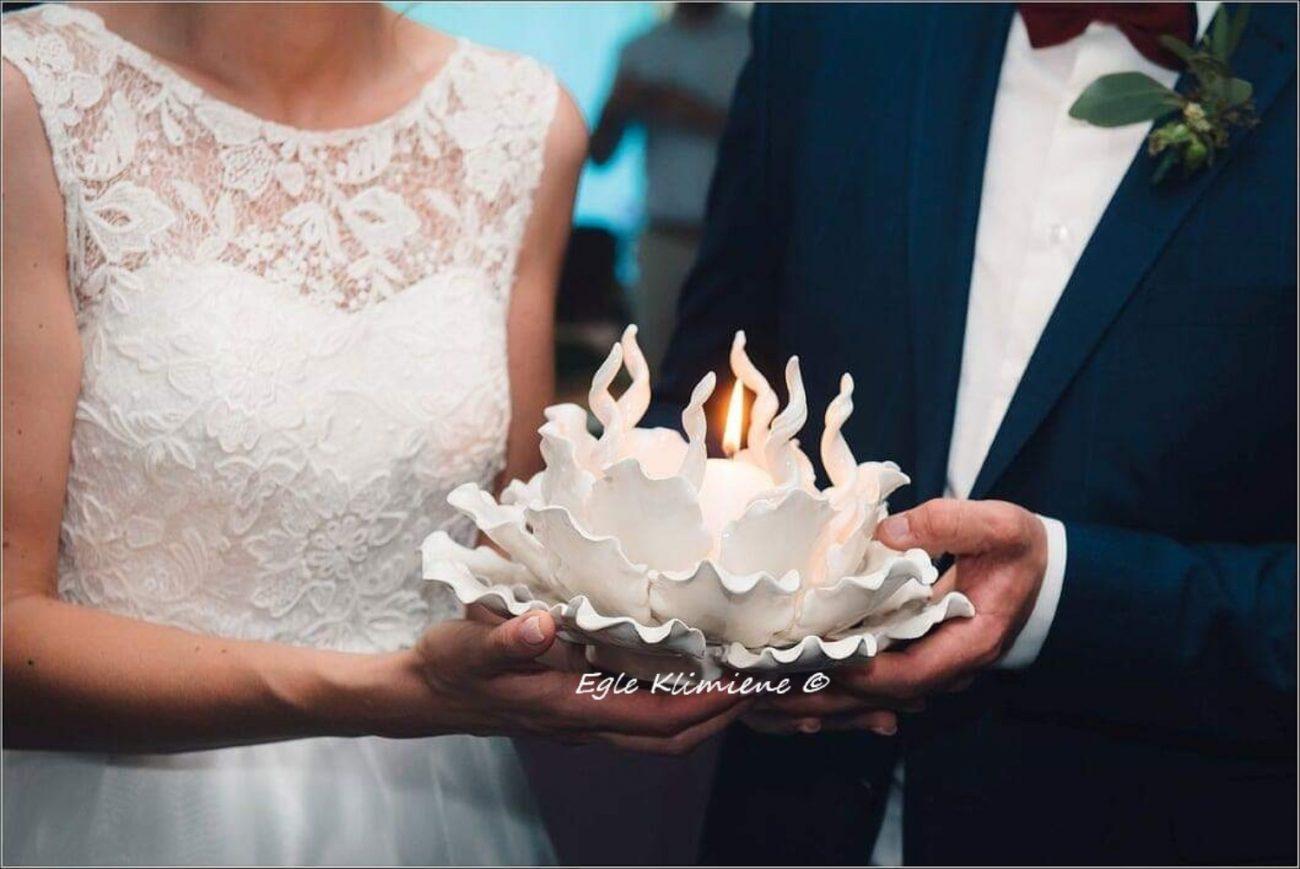 Šeimos židinys Gėlės žiedas